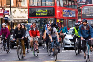 How to Be Safer Riding a Bike on the Road