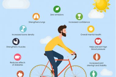 5 Benefits of Cycling Every Day